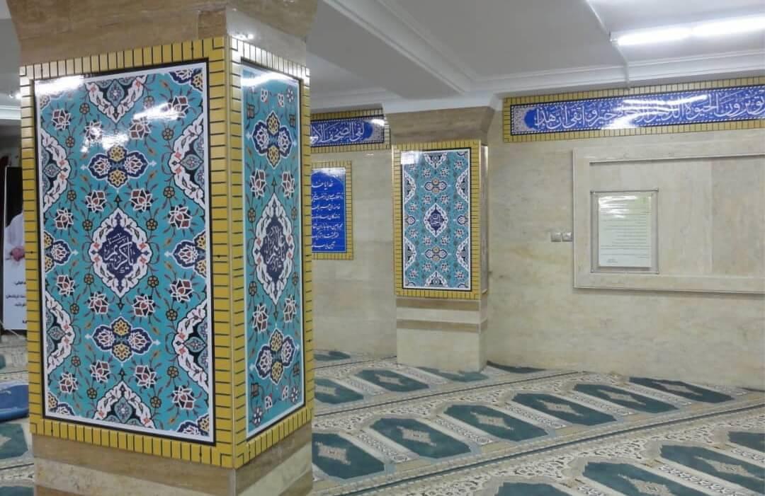 ستون نمازخانه