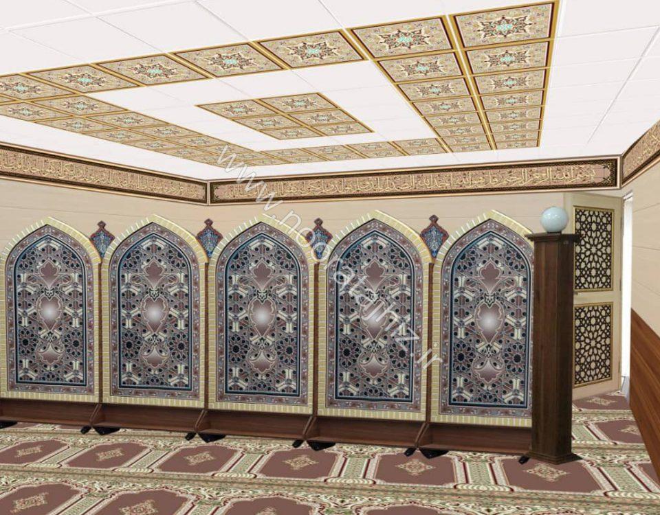 پارتیشن مسجد